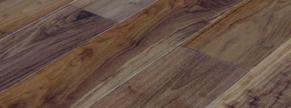 American Walnut flooring